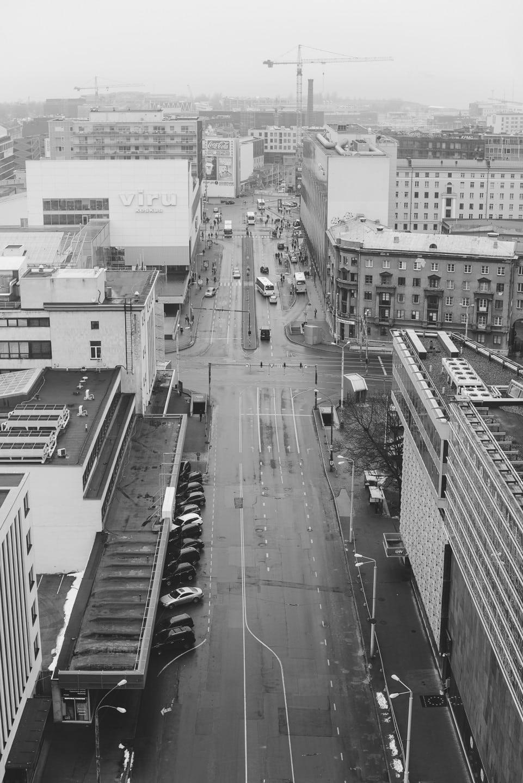 Ilmakuva Tallinnasta, Valokuvaamo Magio